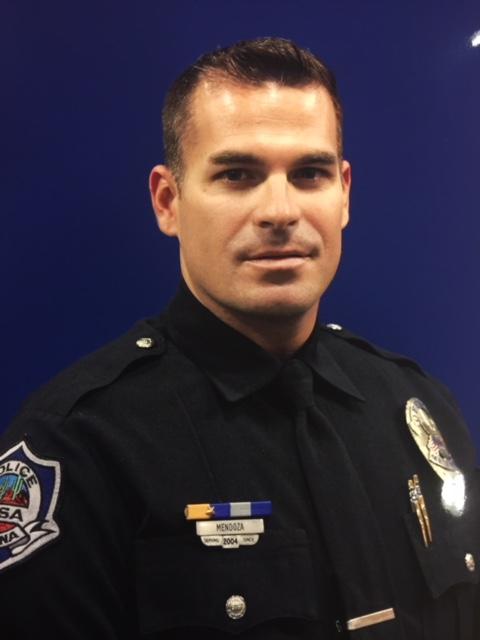 Sgt. Brandon Mendoza